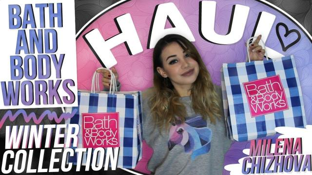 BATH AND BODY WORKS HAUL / Winter Collection