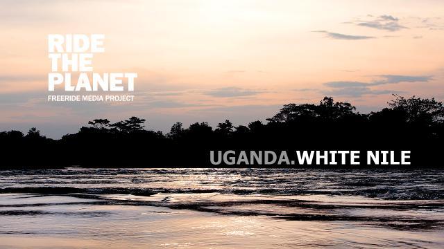 RideThePlanet: Uganda. White Nile. Kayaking