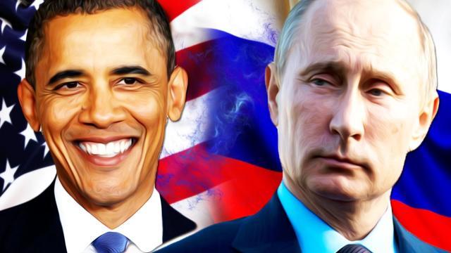 Великая Рэп Битва - Владимир Путин VS Барак Обама | Vladimir Putin VS Barack Obama
