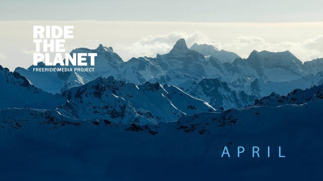 RideThePlanet: APRIL. Elbrus region