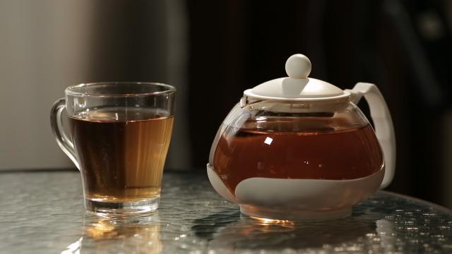 Чай вдвоём. Чай по-турецки