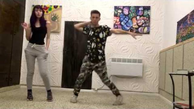 Легкий танец Элджей - Рваные джинсы