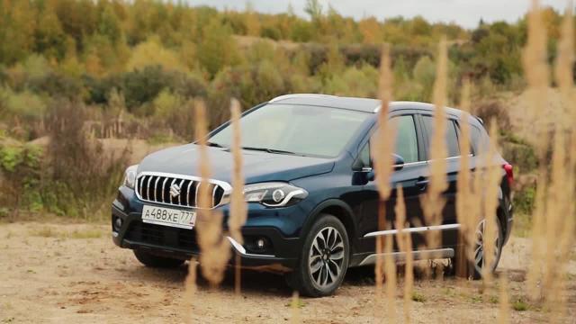 Испытание на прочность: Suzuki SX4