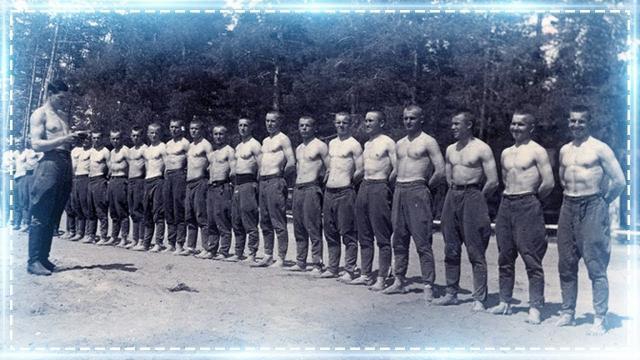 9 мая Тренировки СОВЕТСКИХ СОЛДАТ! Красная армия - мотивация!