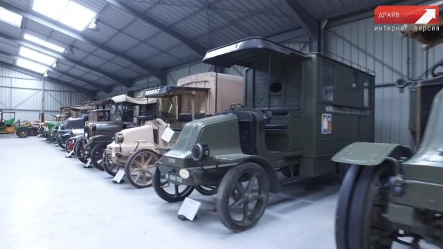 Автомобильные музеи мира. Фонд Берлие