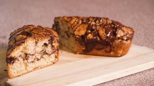 Наш румяный каравай. Шоколадный хлеб