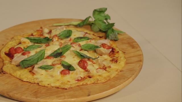 0 калорий. Пицца