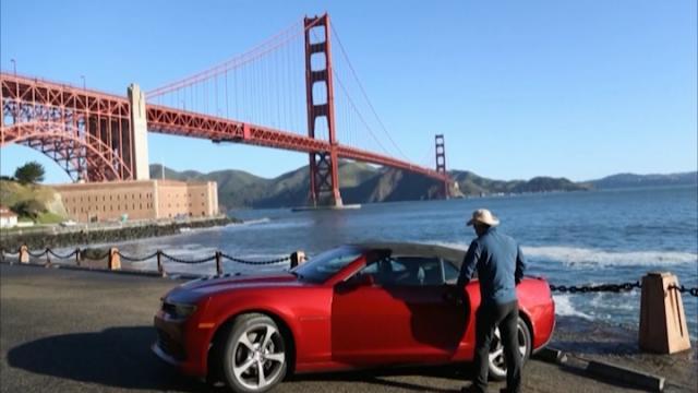 Американская мечта. Сан-Франциско