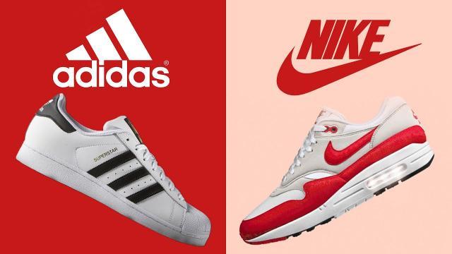Adidas VS Nike. Какие кроссовки круче? Уличный стиль.