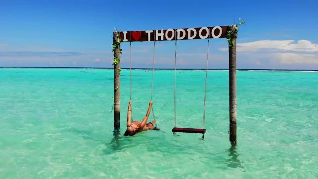 Мальдивы остров Тодду заметно приукрасили и открыли новый Бикини Пляж! ОТЗЫВЫ!