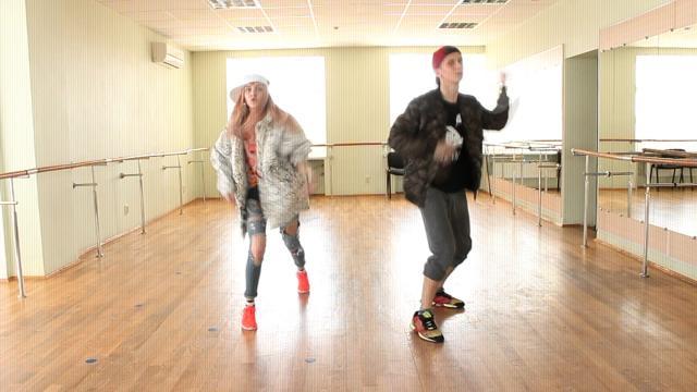 Танец под песню Джарахов - Блокеры